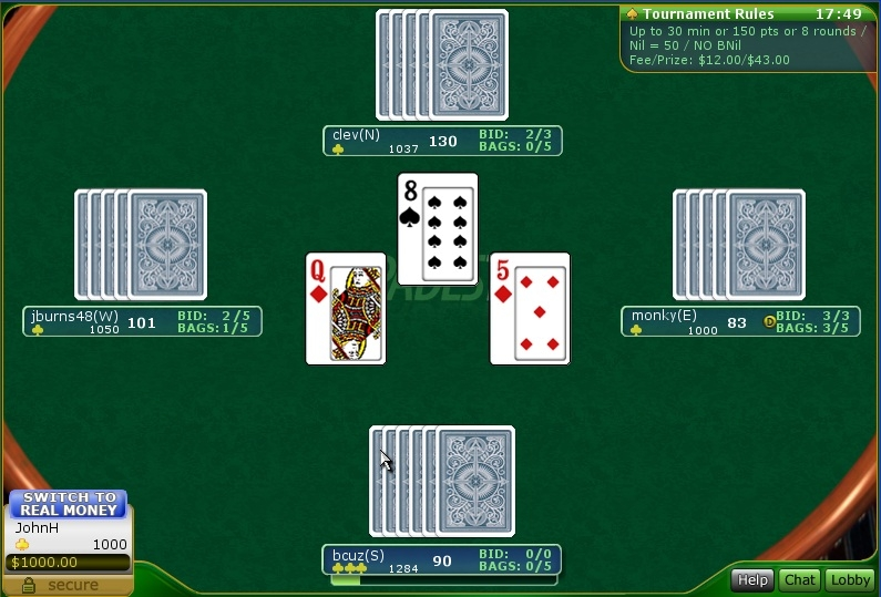 play spades online